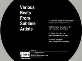 Various Beats from Sublime Artists